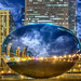 The Cloud Gate / Bean at Last by Mister Joe