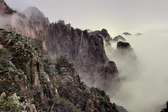 黃山-排雲亭2 (Huangshan)