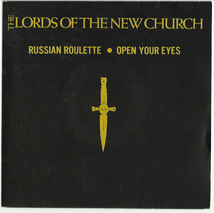 Lords of the new church russian roulette