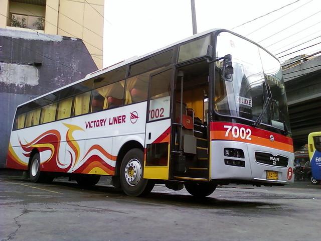 Victory Liner Inc Bus No 7002 Classification Del Flickr Photo Sharing