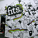 Super Powerploppin' fresh chombalicious mural at FITS Berlin