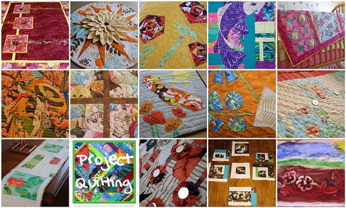 Project QUILTING - Large Scale Print Challenge Entries