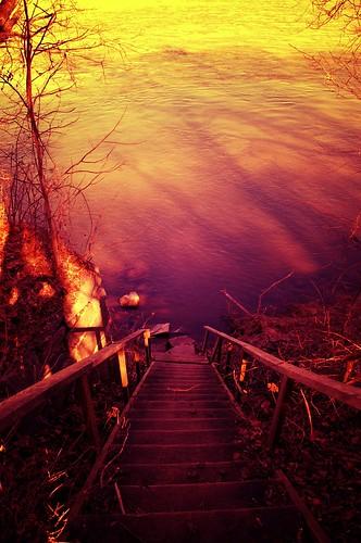rock landscape lomo pentax maryland run susquehanna susquehannariver pentaxkx susquehannastatepark smcpda1855mmf3556alii