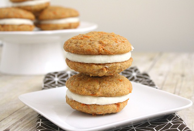 Carrot Cake Whoopie Pies | Flickr - Photo Sharing!