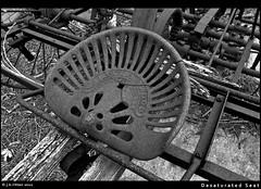 Desaturated Seat
