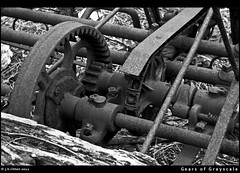 Gears of Grayscale