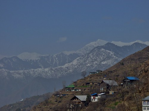 Miandam in the Swat Valley, Khyber Pakhtunkhwa Province, Pakistan - March 2014