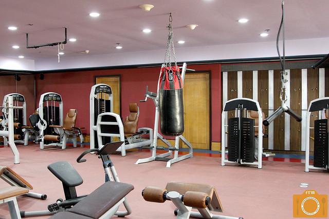 Bellevue Main Wing Gym 1