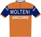 Molteni - Giro d'Italia 1966