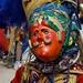 Fiesta Dancer - Danzante de la Fiesta del pueblo - Joyabaj, El Quiché, Guatemala