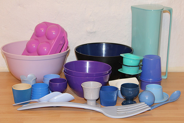 Plastic 60s 70s