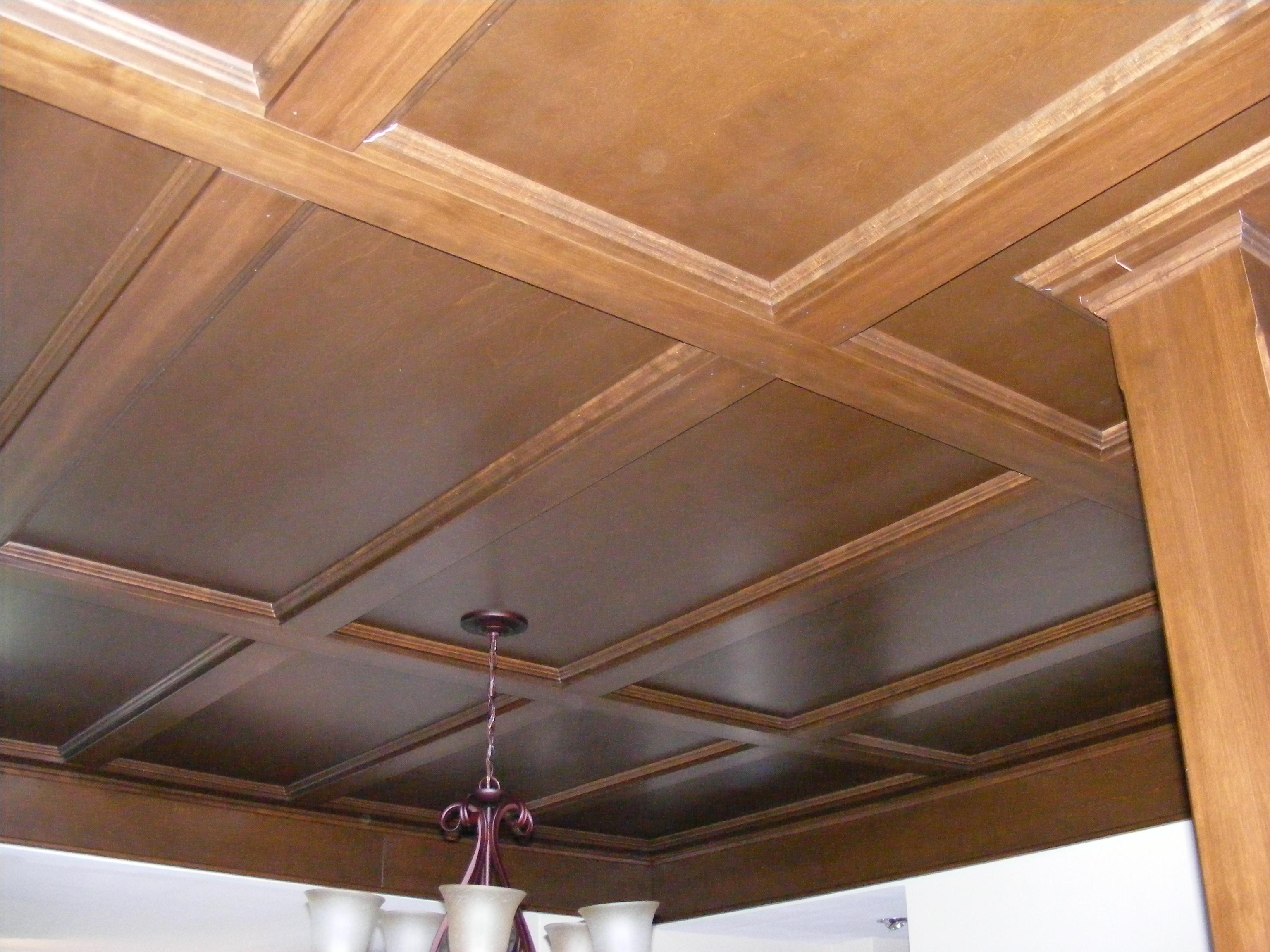 Plafond à caissons  joelgregoire.qc.ca  By: joelgreg41  Flickr ...
