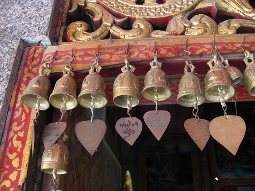 temple heart bells