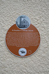 Photo of Brown plaque № 6400