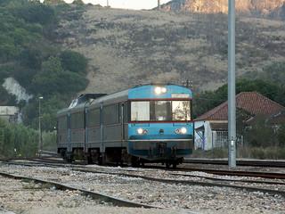 Regional 6415, Estação de Torres Vedras, 2004.09.21