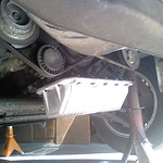 New oil pan