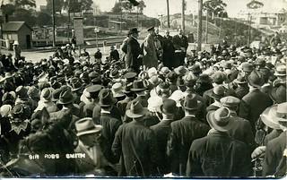 Sir Ross Smith at Katoomba