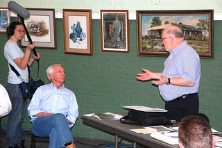 KFTC Hosts Governor Steve Beshear in eastern KY, April 2011
