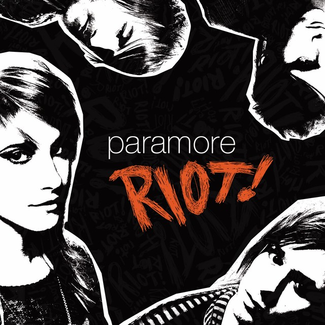 paramore paramore album cover - photo #21