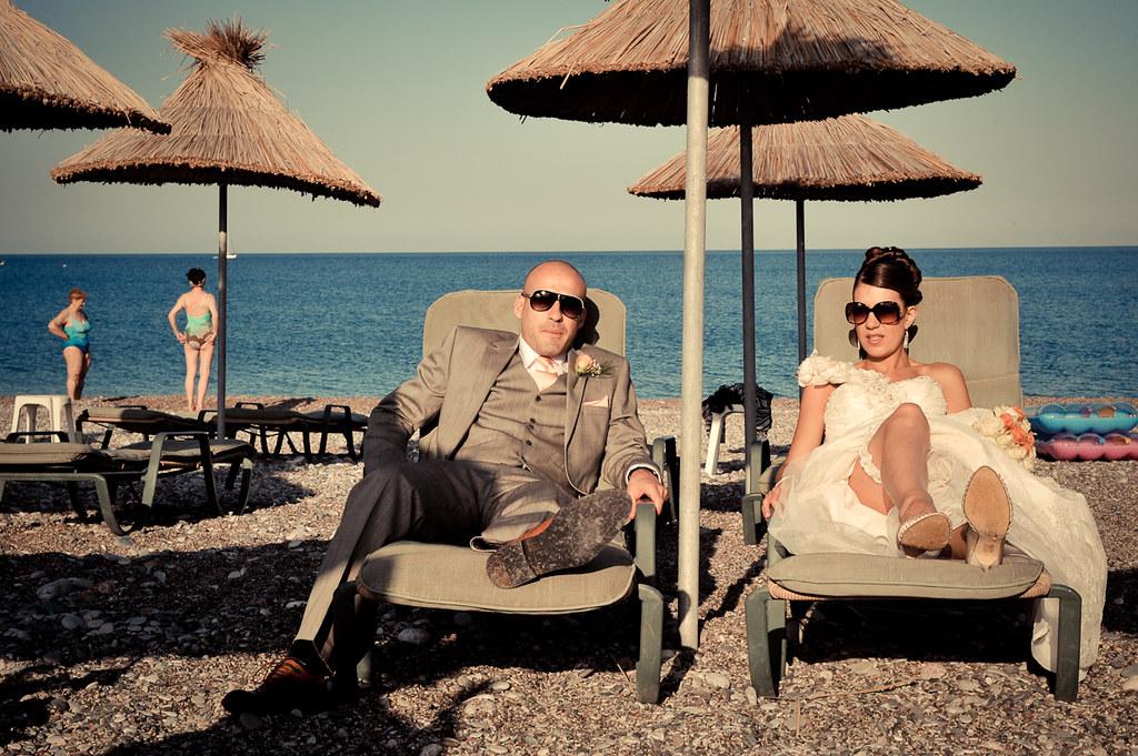 Jamie & Sabina, Rhodes, Greece