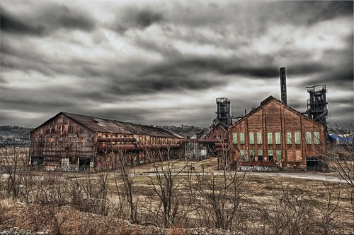 Carrie Furnace HDR