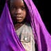 In purple - DR Congo -