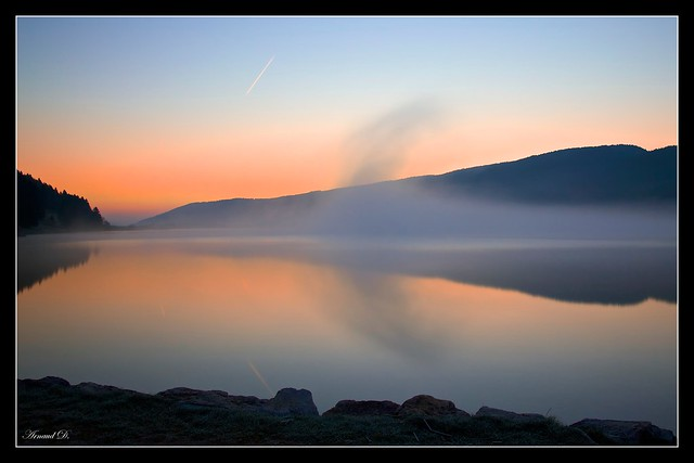 Lac des Rousses (Jura-France) ... Long exposure