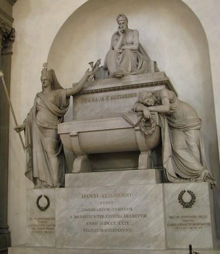 Dante's memorial