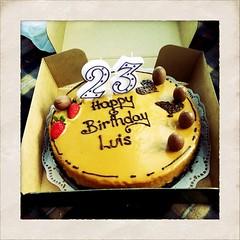 @lu_lu turns 23.