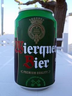 Font Salem (Damm), Wierquer Bier, Spain