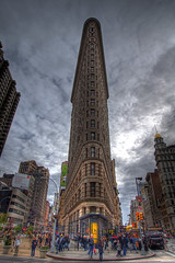Flatiron (Fuller) Building, New York City