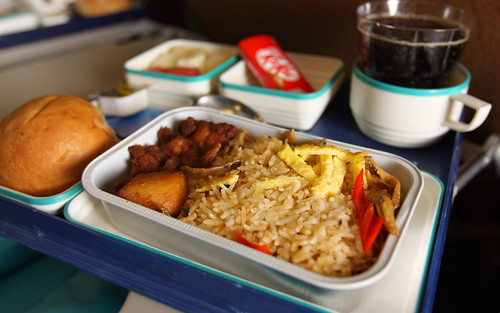 Inflight Meal - Garuda Indonesia