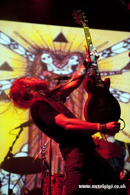 Black Pyramid Desertfest Roadburn London 2012 gig listings metal gigs