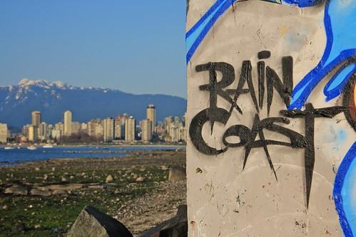Sunny Day @ Rain Coast
