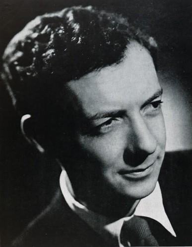 Benjamin Britten © Wikimedia