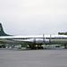 G-ATNZ Bristol 175 Britannia 314 Caledonian Airways LPL 06APR71 by Ken Fielding