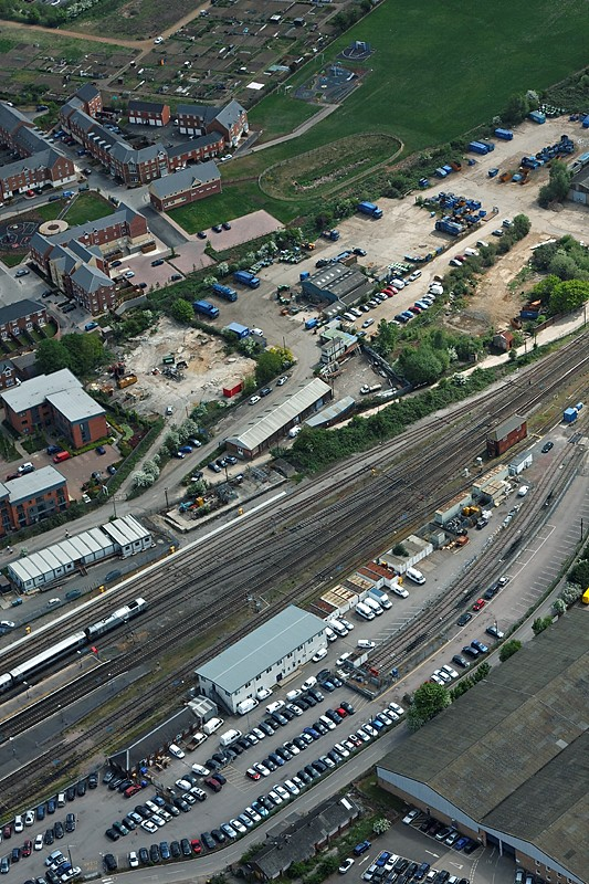 Banbury From The Air 3