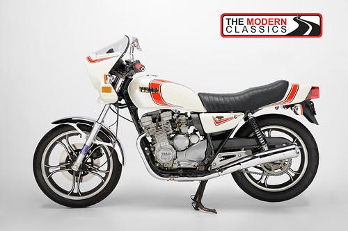1981 Yamaha XJ550 Seca