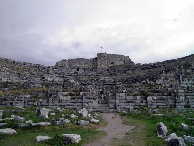 The Greek Theatre, Miletus