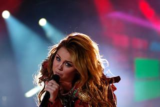 Miley Cyrus en Chile 21