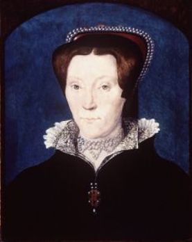 Portrait of Queen Mary I, c.1550-60