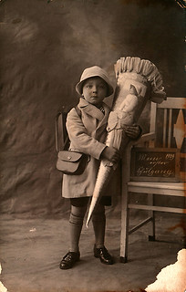 first day at school 1929