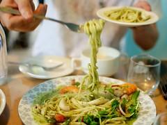 Olmo - Seafood Pesto Pasta