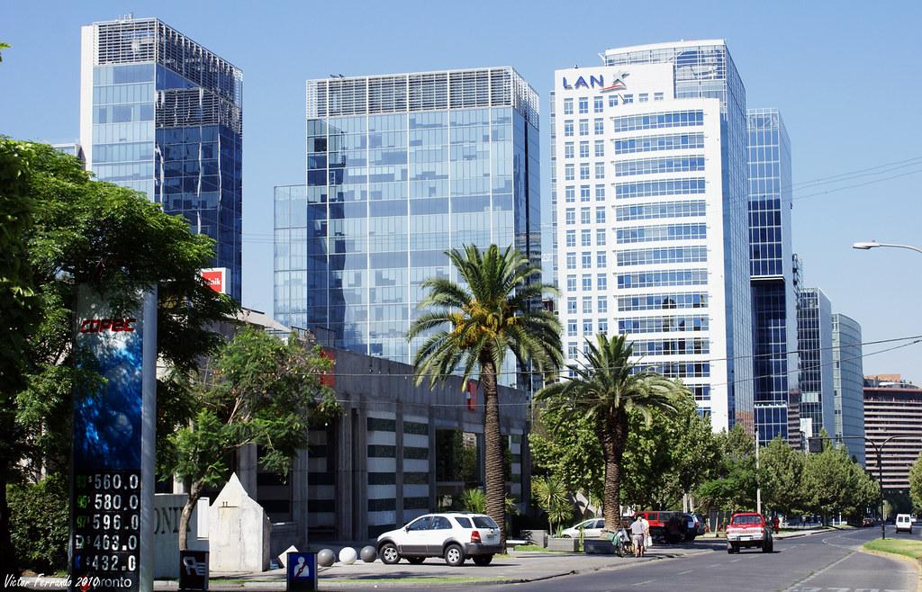 Nueva Las Condes - Santiago de Chile