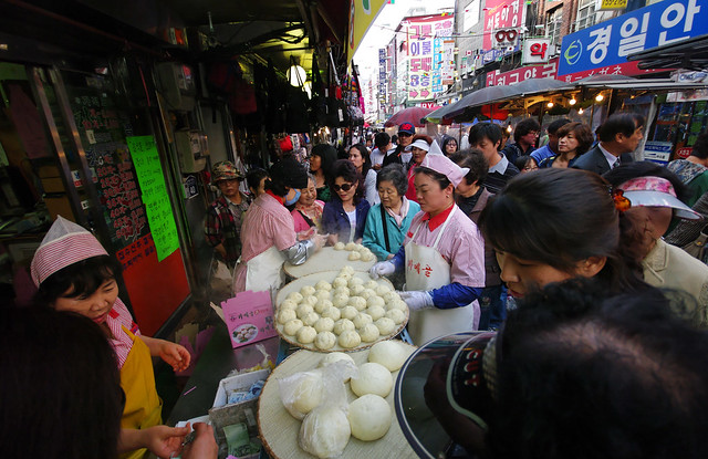 Namdaemun Market - Seoul, South Korea