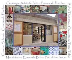 Salle exposition Faïence-de-ponchon