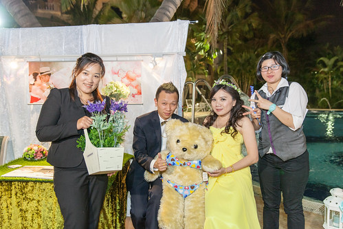台南商務會館-戶外婚禮篇27