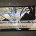 Poems, Places and Soundscapes @ Phoenix 2014