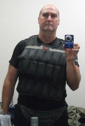 100 pound weight vest