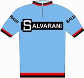 Salvarani - Giro d'Italia 1966